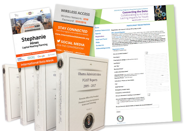 Capital Meeting Planning - Marketing ad Communications